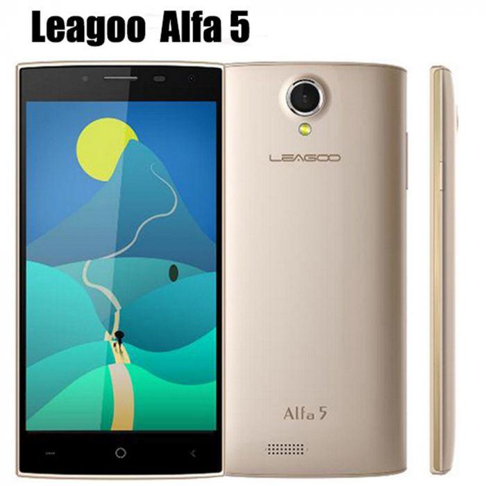 Leagoo alfa 5