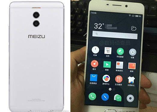 Вглобальной web-сети появилось пиратское фото нового Meizu M6 Note