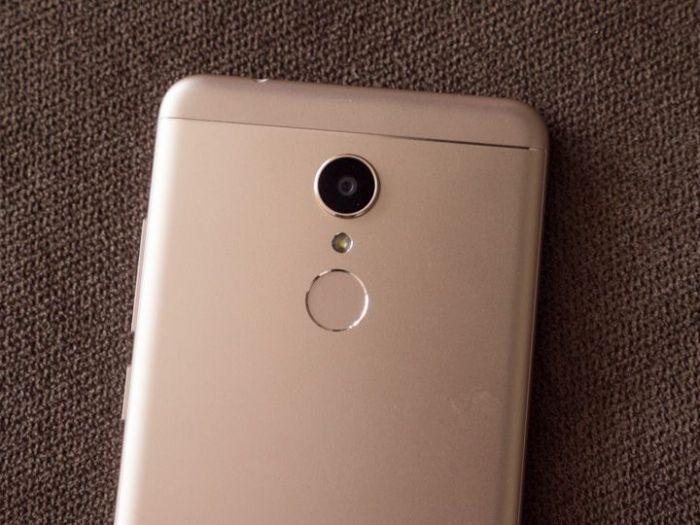 тыльная часть корпуса Xiaomi Redmi 5, Xiaomi Redmi 5 Plus