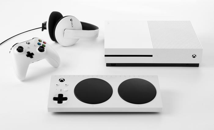 Xbox Adaptive Controller— новый игровой контроллер отMicrosoft