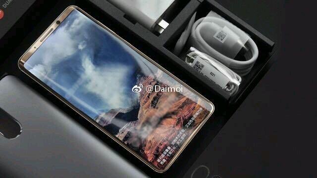 Инсайдер слил детали флагманского телефона Huawei Mate 10 Lite