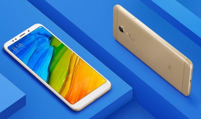 дизайн Xiaomi Redmi 5, Xiaomi Redmi 5 Plus