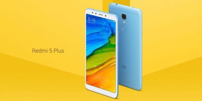 камера Xiaomi Redmi 5, Xiaomi Redmi 5 Plus