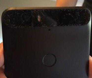 Huawei_Nexus_6P хрупкое стекло
