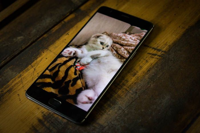OnePlus3T дисплей