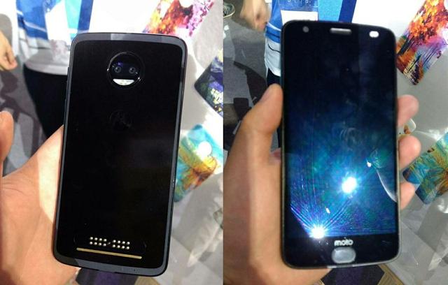 ВСША выйдет самая слабая версия телефона Moto Z2 Force