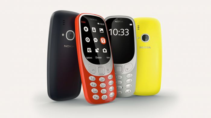 Нокиа 3310 2018 когда будет в продаже в