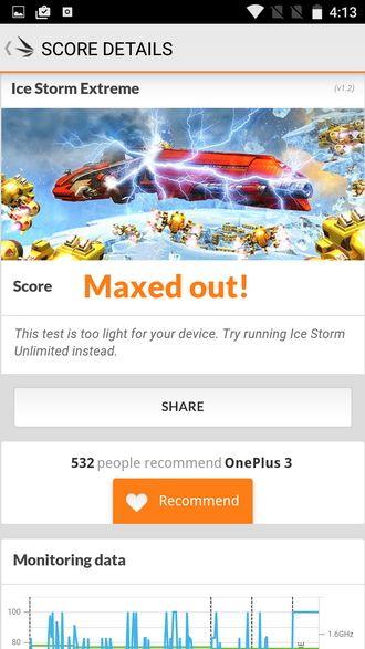 OnePlus 3 3DMark