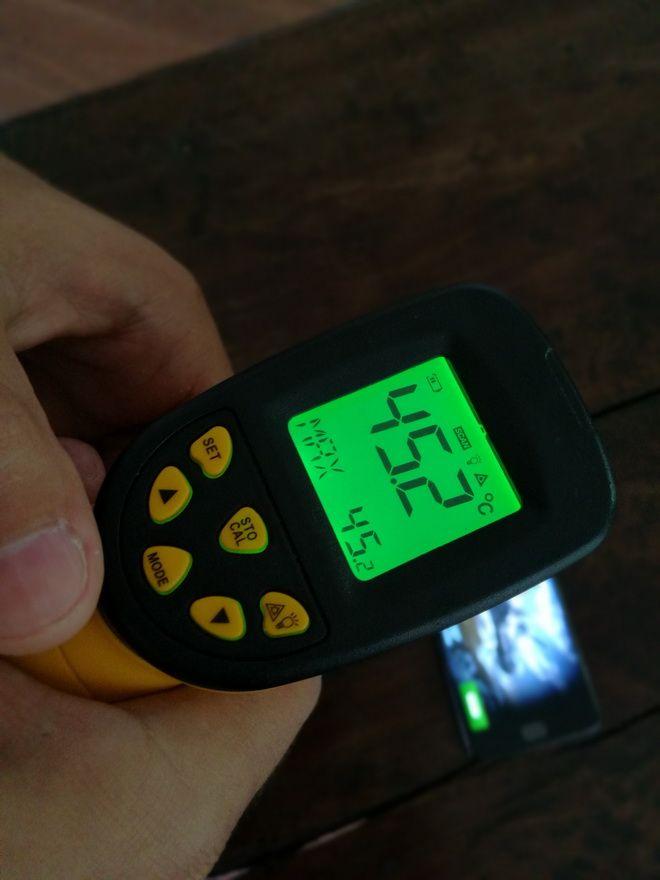 OnePlus 3 нагрев