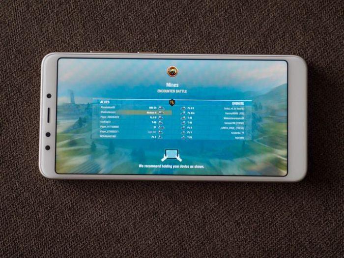производительность Xiaomi Redmi 5, Xiaomi Redmi 5 Plus