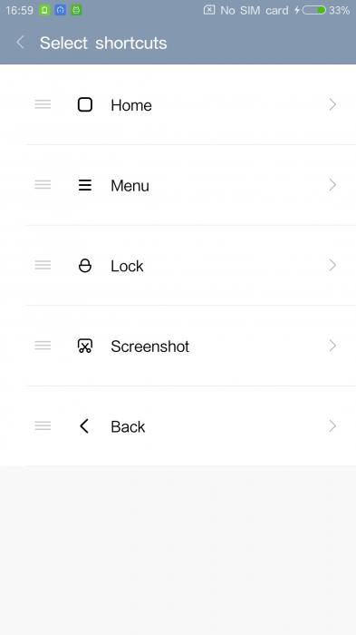Как сделать длинный скриншот miui 8