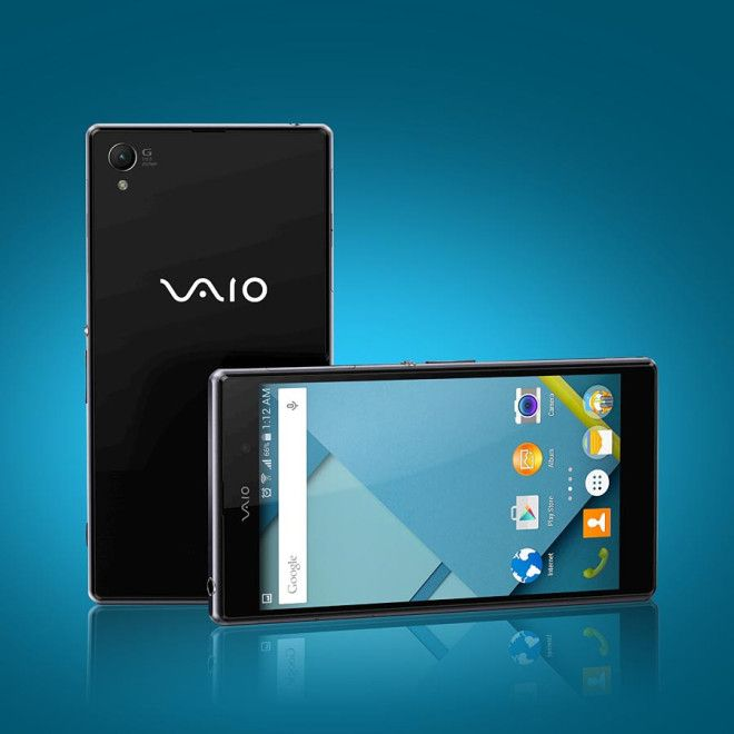 Smartphone-Vaio-1