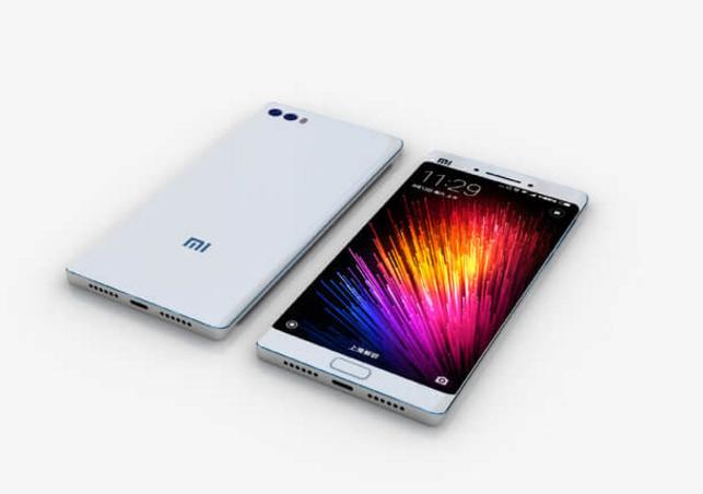 Всети интернет появились новые рендеры Xiaomi MiNote 2