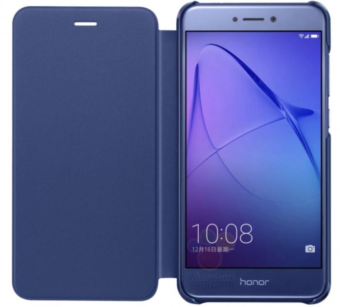 Финны рассекретили смартфон Honor 8 Lite