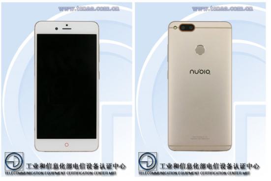 ZTE представит 6апреля новый смартфон Nubia