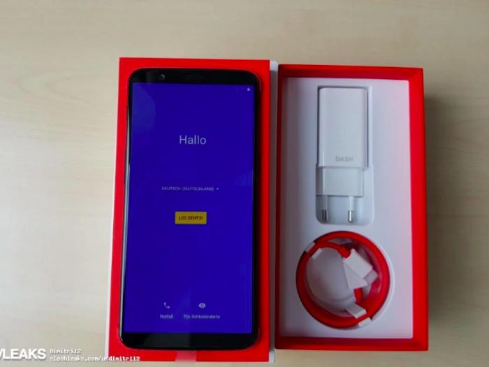 Фото ивсе характеристики OnePlus 5T накануне анонса