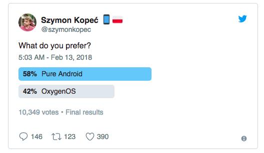 Юзеры Xiaomi предпочтут чистый андроид последней версии MIUI&nbsp