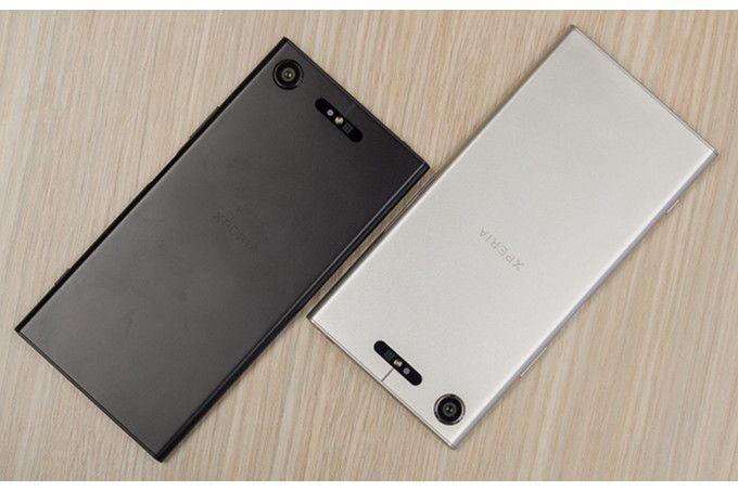 Сони Xperia XZ2 Compact: появились фотографии прототипа телефона