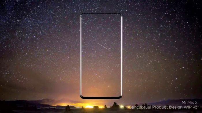 Xiaomi MiMix 2 презентуют 12сентября