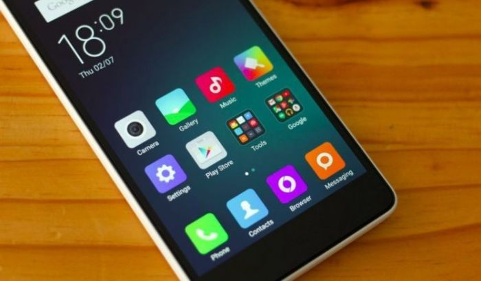Xiaomi_Mi4c дисплей