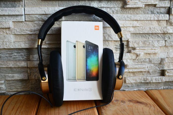 Xiaomi Redmi Note 3 obzor upakovki