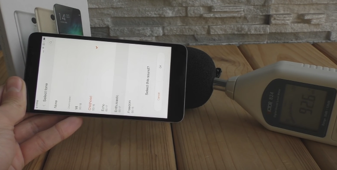 Xiaomi redmi note 3 3dmark zvuk