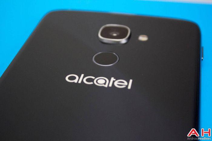 Alcatel Idol 5S засветился в бенчмарке