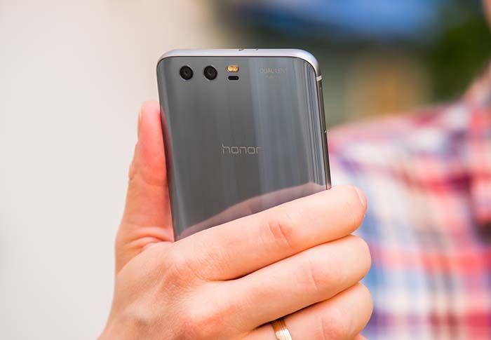 Дизайн Android-смартфона Huawei Honor 9