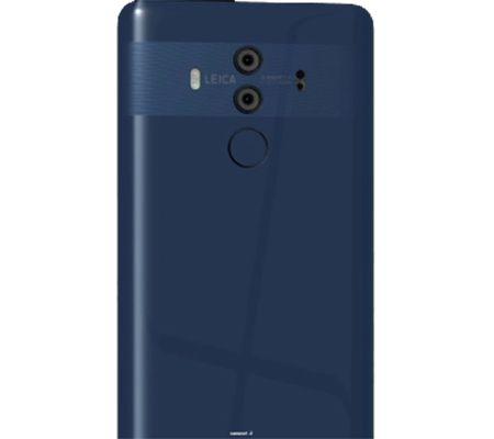 Самый дешевый Huawei Mate 10 получит четыре камеры и гигантский дисплей