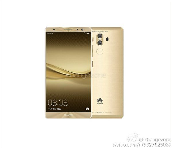 Смартфон Huawei Mate 9 получит камеры Leica