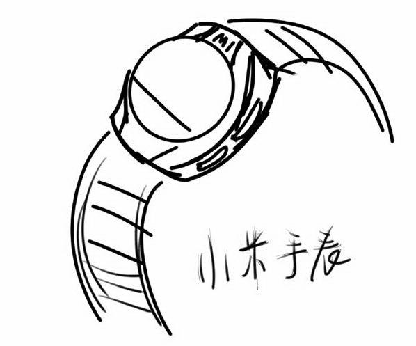 Xiaommi Mi Smartwatch