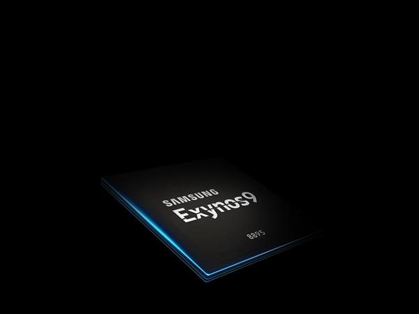 Самсунг  представила мобильный чип Exynos 9 Series 8895