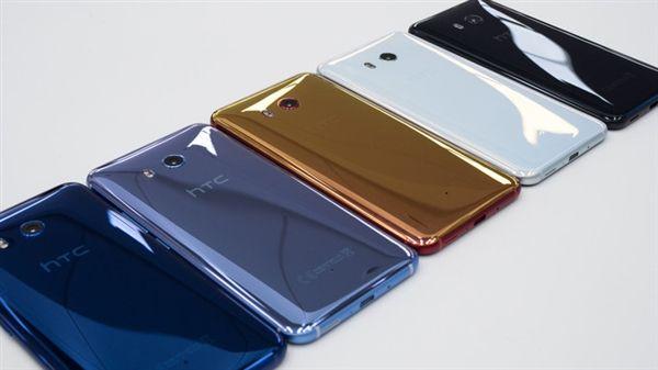 Безрамочный HTC U11 Plus представят кконцу осени