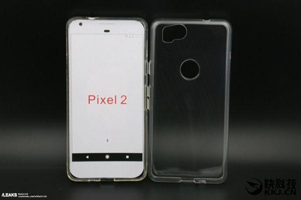 ВИнтернет утекло изображение Google PixelXL