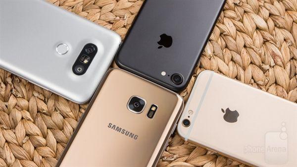 Специалисты назвали самые продуктивные вмире мобильные телефоны