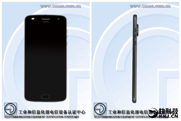 Moto Z2 Play сертифицирован вКитайской народной республике (характеристики ифото)