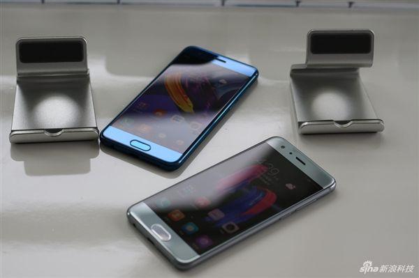 Huawei официально презентовала смартфон Honor 9