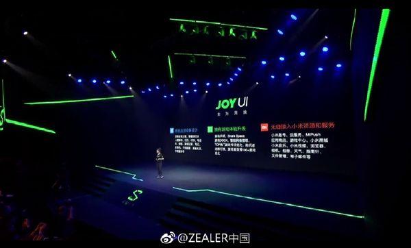 Представлен игровой смартфон Xiaomi Black Shark сводяным охлаждением
