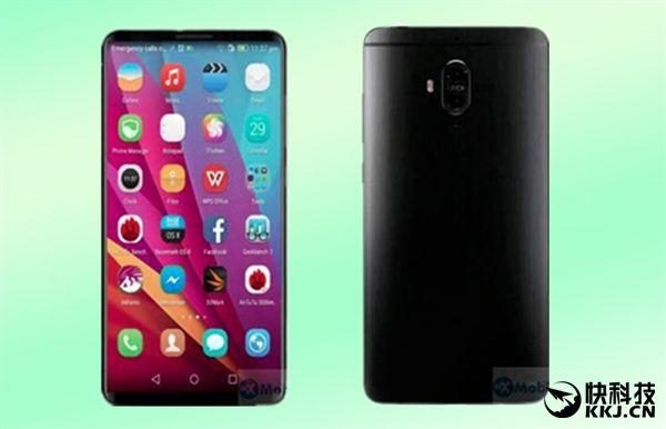 Huawei Mate 10 иMate 10 Pro: все промо