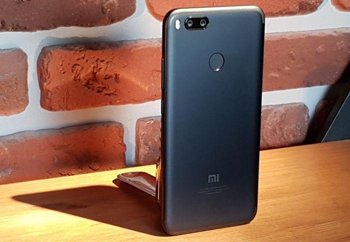 Дизайн Xiaomi Mi 5X