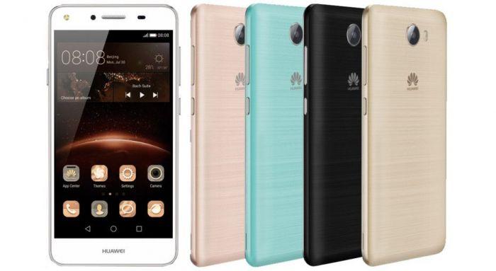 Huawei Y5 II окажется заметно лучше предшественника (характеристики)