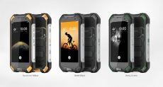 Смартфон BV6000S от Blackview - гаджет, который понравится любителям экстрима
