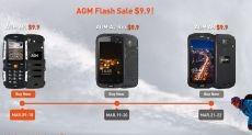 AGM: новое имя на рынке смартфонов и будущие флагманы компании
