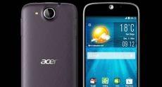 Acer S59: смартфон которым будут довольны поклонники видео и селфи