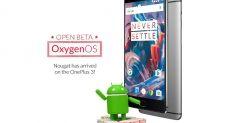 OnePlus 3 получил еще одну бета-версию OxygenOS на основе Android 7.0 Nougat