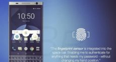 BlackBerry Mercury на рендерах с изогнутым дисплеем и QWERTY-клавиатурой
