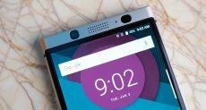 BlackBerry Mercury на реальных снимках с подмостков CES 2017