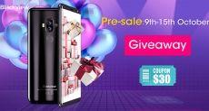 Стартовал прием предзаказов на Blackview S8, скидка $30 и розыгрыш бесплатного смартфона