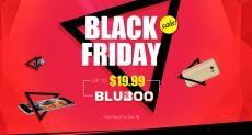Черная пятница подарит скидки на смартфоны Bluboo и розыгрыш двух смарт часов Uwatch ежедневно