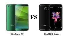 Bluboo Edge с изогнутым дисплеем готов конкурировать с Elephone S7